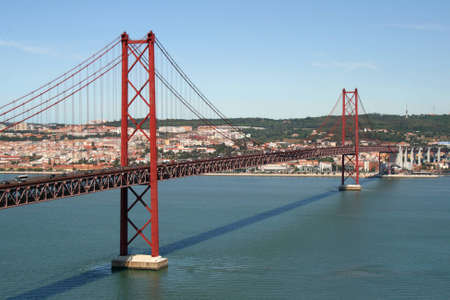lisbon: Ponte 25 de Abril (25th of April Bridge)