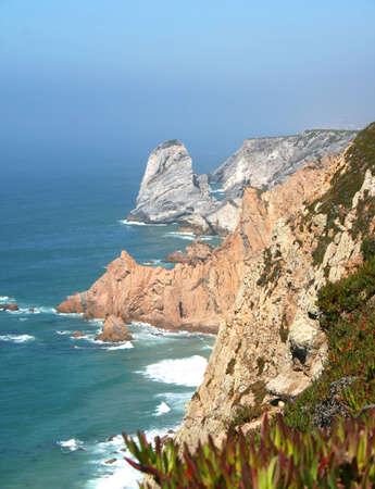 Cabo da Roca in Portugal Stock Photo - 9106011