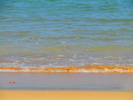 ocean waves: Waves on the ocean. Stock Photo