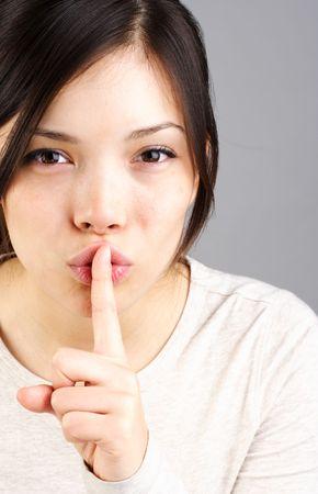 Hush - its a secret! photo