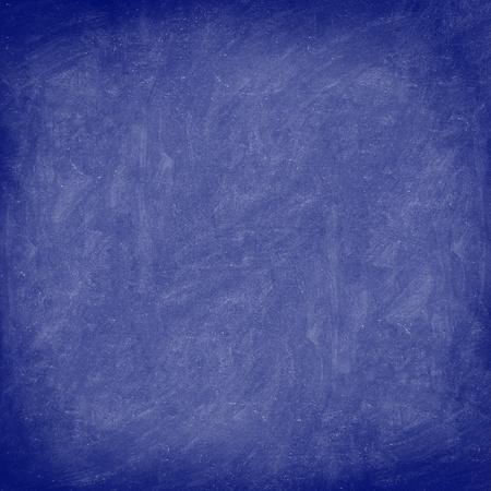 Texture - blue chalkboard / blackboard background closeup. Stock Photo - 10916754