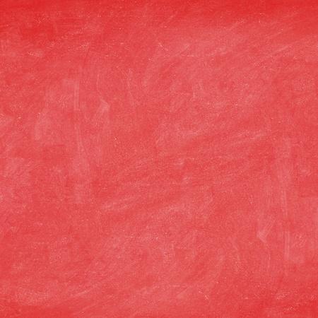 Red texture background - blank empty chalkboard  blackboard closeup. photo