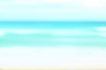 out of focus: Ocean background texture  Out of focus blurry turquoise blue water background