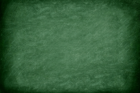 Green chalkboard  blackboard. Great texture background. Photo. photo