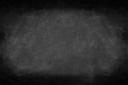 Blackboard chalkboard chalk board. blank sign. Stockfoto