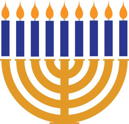 candelabrum: Menorah
