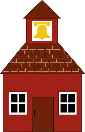 school house: Casa de la escuela