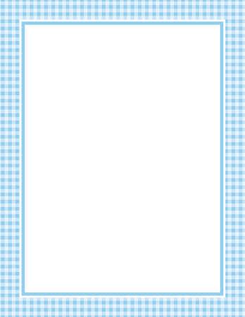 Dit is een afbeelding van een blauwe achtergrond van pastel patroon.  Stock Illustratie