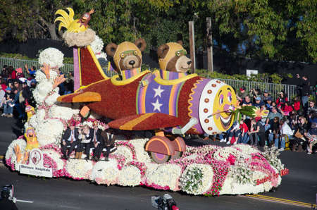 Pasadena, California, USA - January 2, 2012: The Shriners Hospitals for Children