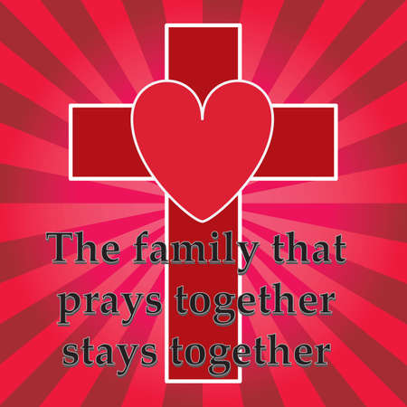 repentance: The family that prays together stays together