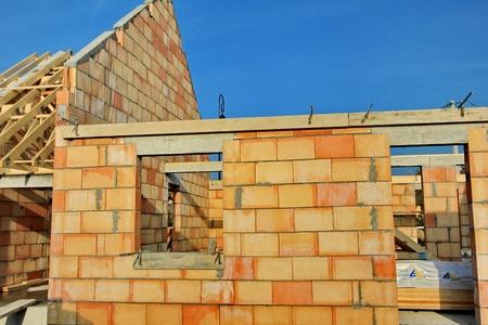 house n construction photo