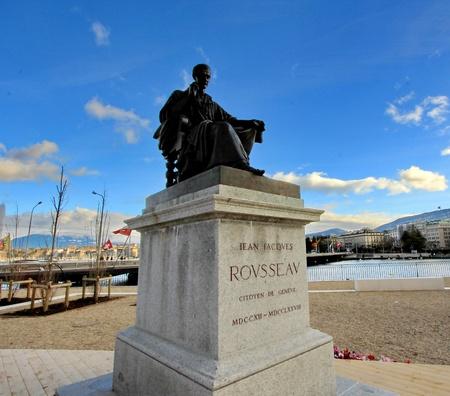 Jean Jacques Rousseau, Geneva, Switzerland Éditoriale