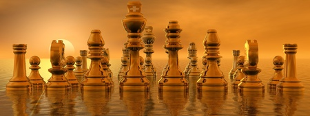 fetter: checkmate yellow