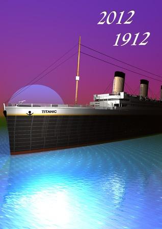 titanic: Titanic 1912 - 2012 et le ciel