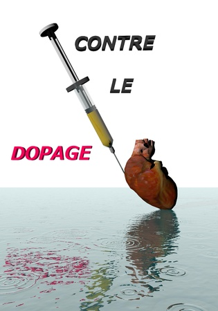 morphine: doping and heart