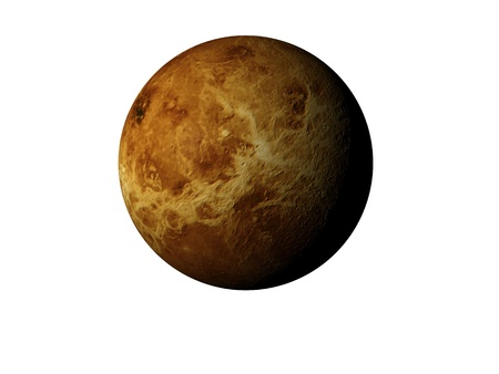 venus: planet venus Stock Photo