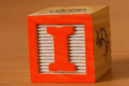 Alphabet bloc