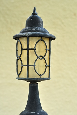 Lamp post photo