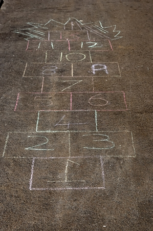 Hopscotch photo