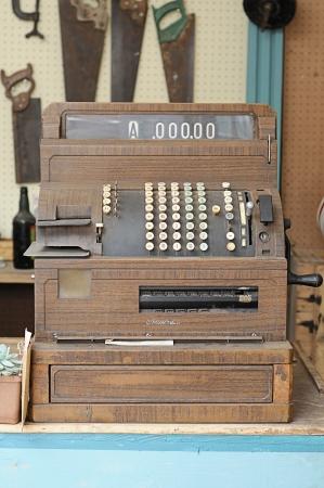 Cash register Editorial