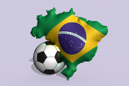 Br�sil football