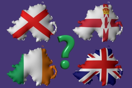 ulster: The question about the flag of Northern Ireland