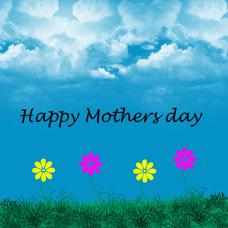 day: Mother day Stock Photo
