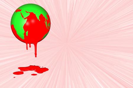 spill: 3D. World Haemophilia day 17 April