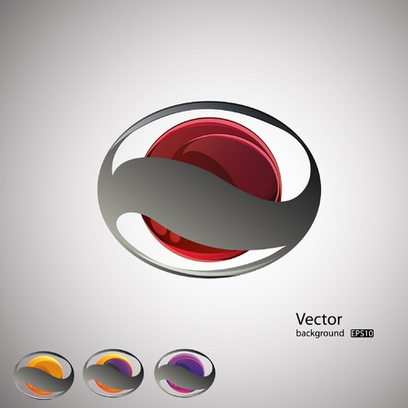Abstract l vector background.Set. EPS10 Stock Vector - 9849166