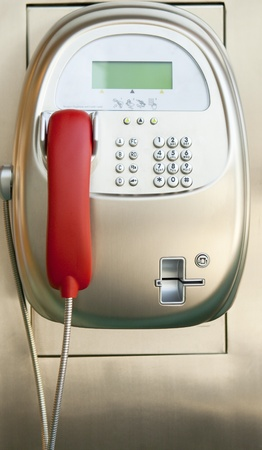 Public telephone Stock Photo - 9964968