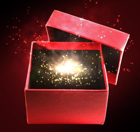 chiromancy: Magic box