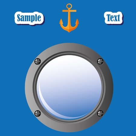 sea background Stock Vector - 9934937