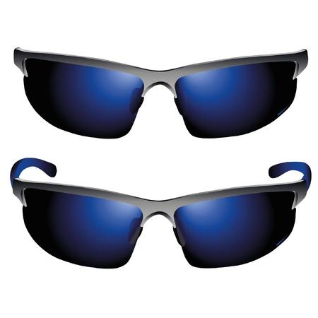 Sunglasses set. Иллюстрация
