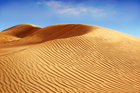 east africa: Desert landscape