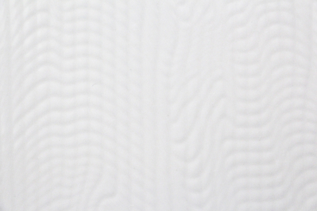 White and gray grooved texture. White rough surface. Gray uneven background. Stock Photo
