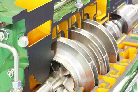 Selbstansaugende Chemiepumpe mit offenem Vortex. SC-Pumpen sind selbstansaugende horizontale Open-Vortex-Pumpen. Kreiselpumpen.