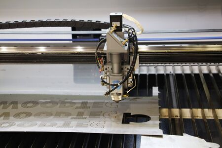 Fragment CNC milling and engraving machine. Milling work in 2D and 3D space. Non-ferrous metal processing.