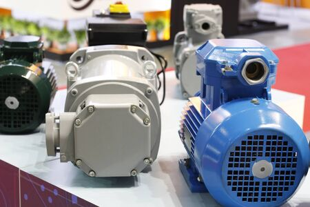 Stationary industrial electric motors. Three-phase asynchronous squirrel-cage motors. Electric motors for electric drives of various industrial devices, mechanisms and machines.