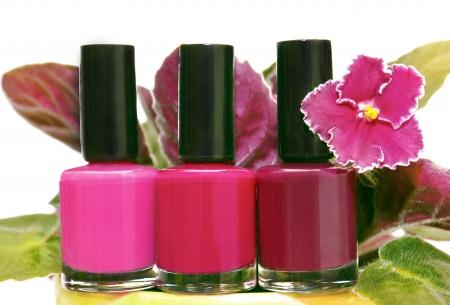 Colored lipsticks colors of nature. Stock Photo - 15612220