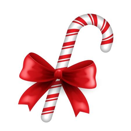 caramelos navidad: Dulces de Navidad Vectores