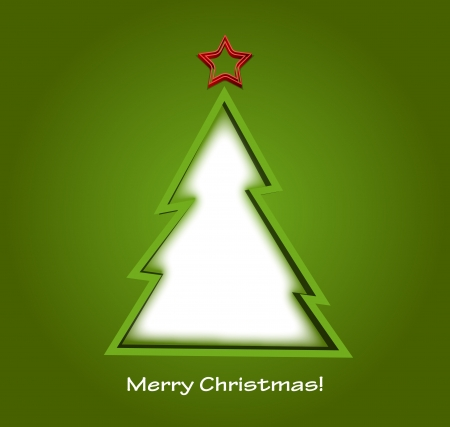 Christmas tree Stock Vector - 18607819