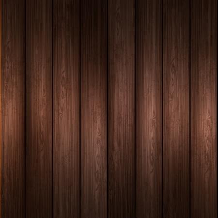 on wood floor: Wooden texture  Illustration