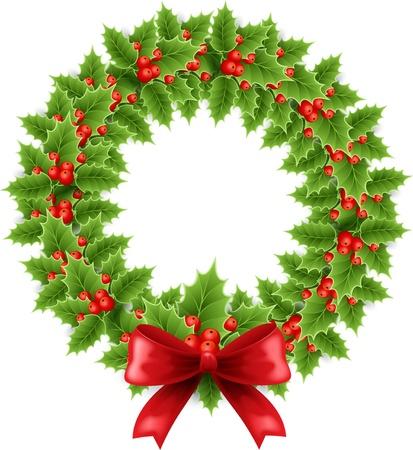 christmas garland: Christmas decoration