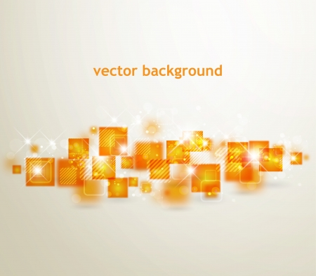 hi tech background: Abstract background Illustration