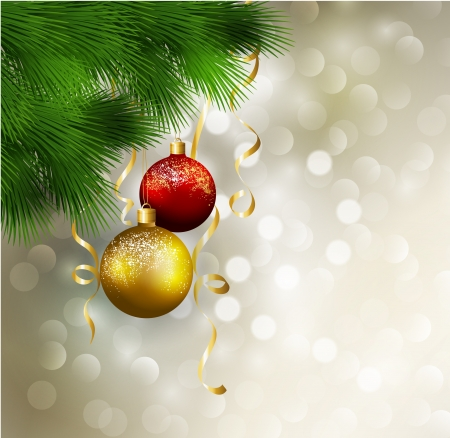 Christmas tree Stock Vector - 18607972