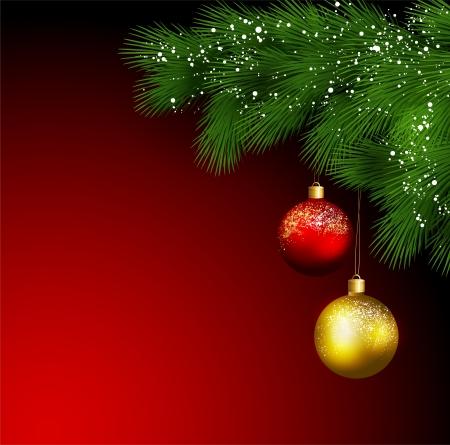 Christmas tree Stock Vector - 18607941