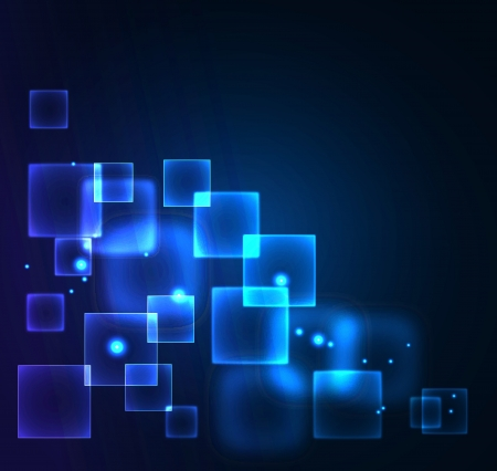 hi tech: Abstract background Illustration
