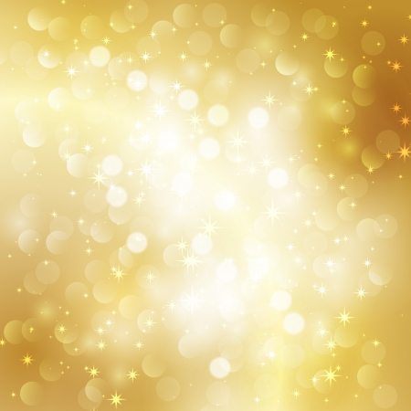 gold textured background: Gold holiday background Illustration