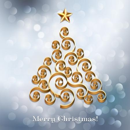 Christmas tree Stock Vector - 18607812