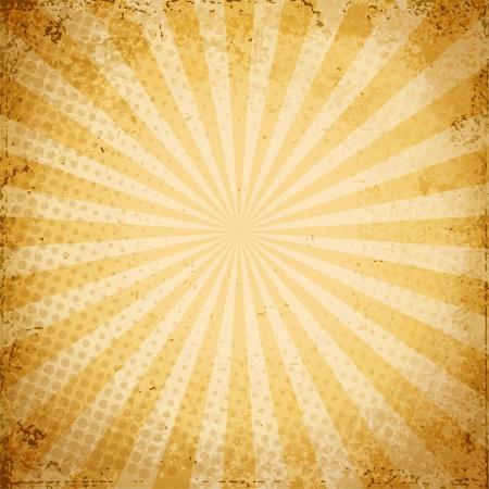 rays background: Grunge background